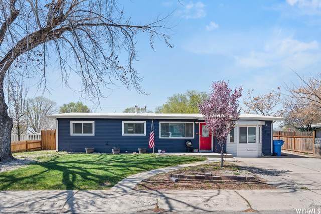 615 N 940 W, Orem, UT 84057 (#1735909) :: Utah Best Real Estate Team | Century 21 Everest