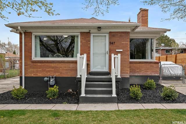 947 2700 S, Salt Lake City, UT 84106 (#1735913) :: Utah Best Real Estate Team | Century 21 Everest