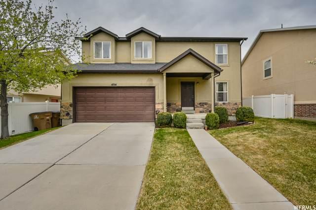404 W 13240 S, Draper, UT 84020 (#1735916) :: Big Key Real Estate