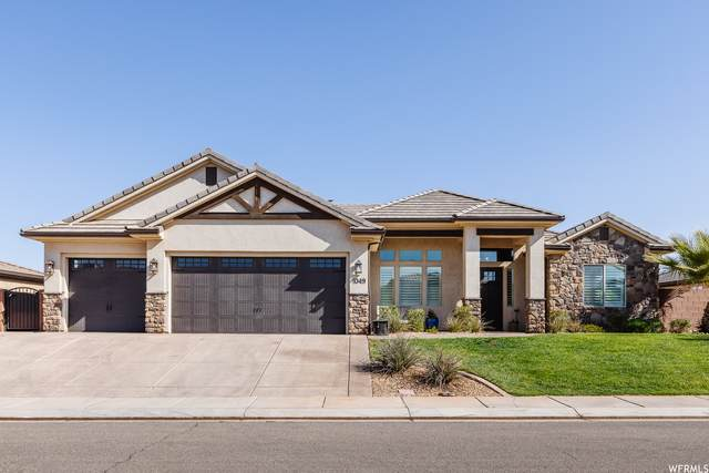 1049 E 4625 S, Washington, UT 84780 (#1735926) :: The Perry Group