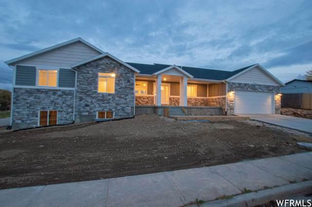 3871 S 6460 W, West Valley City, UT 84128 (#1735931) :: Berkshire Hathaway HomeServices Elite Real Estate