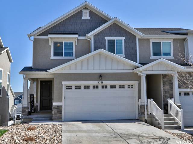 4334 W Nash Ln S, Herriman, UT 84096 (#1735937) :: Red Sign Team
