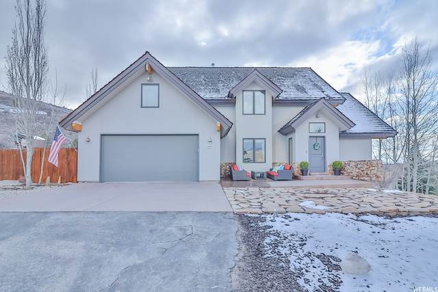 3980 Woodland View Dr, Kamas, UT 84036 (MLS #1735947) :: Lookout Real Estate Group