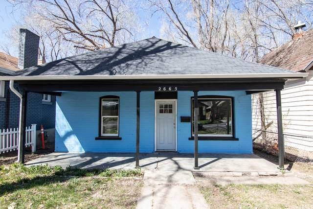 2665 S Eccles Ave E, Ogden, UT 84401 (#1735948) :: Utah Best Real Estate Team | Century 21 Everest