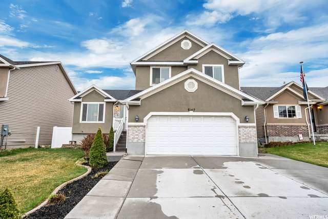 6147 W Stillridge Dr S, West Valley City, UT 84128 (#1735959) :: Black Diamond Realty