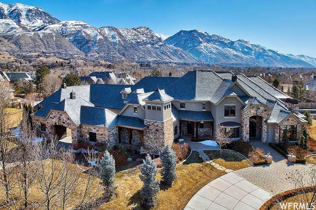 343 W Stone Gate Ln, Provo, UT 84604 (#1735980) :: Red Sign Team