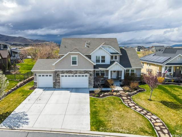 2051 S Centennial Blvd, Saratoga Springs, UT 84045 (#1735984) :: Red Sign Team
