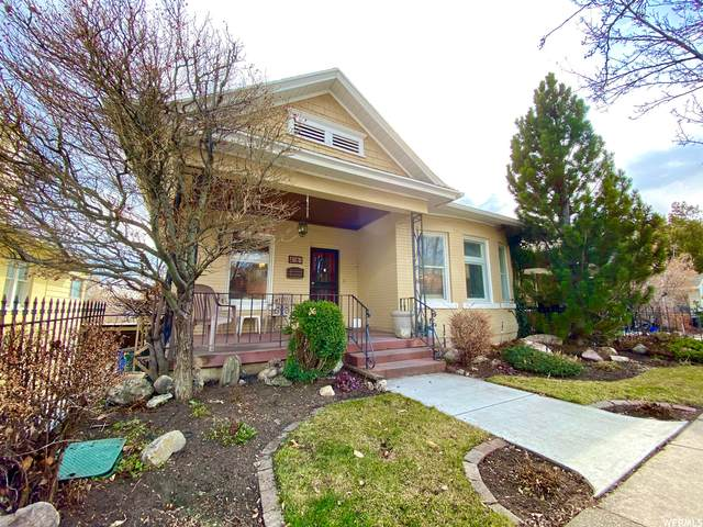 416 E 7TH Ave N, Salt Lake City, UT 84103 (#1735989) :: Doxey Real Estate Group