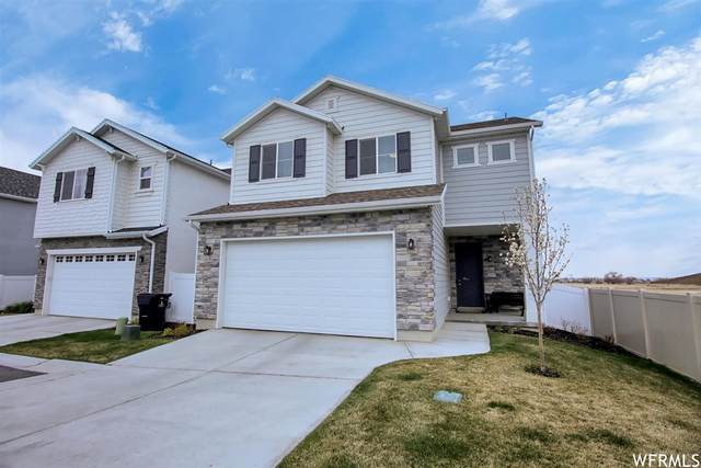 1716 W Parkview Dr, Syracuse, UT 84075 (#1735991) :: Doxey Real Estate Group
