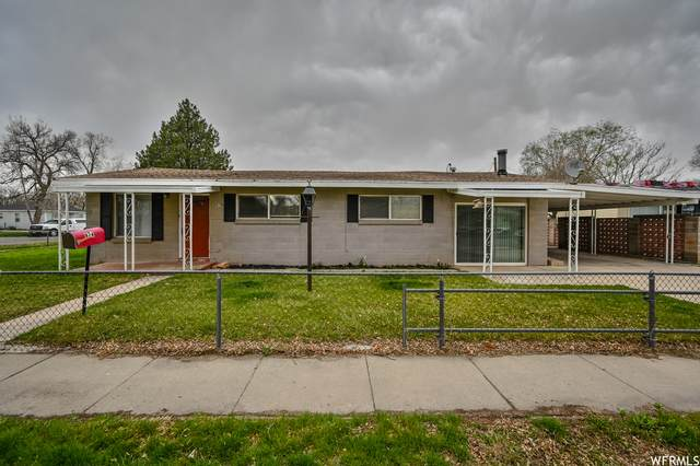 974 S Pueblo St W, Salt Lake City, UT 84104 (#1736004) :: C4 Real Estate Team