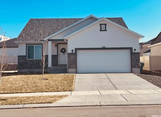 282 E Sandstone Way, Santaquin, UT 84655 (MLS #1736014) :: Lookout Real Estate Group