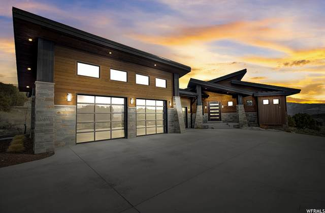 2090 E Flat Top Mountain Dr #789, Heber City, UT 84032 (#1736016) :: REALTY ONE GROUP ARETE
