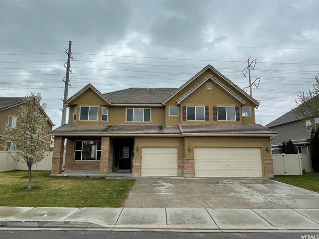 672 E Sandhill Ct, Lehi, UT 84043 (#1736027) :: Bustos Real Estate | Keller Williams Utah Realtors