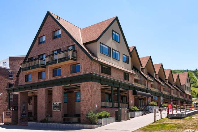 1401 Lowell Ave #33, Park City, UT 84060 (#1736029) :: Doxey Real Estate Group