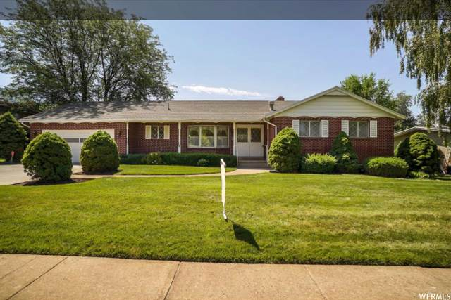 997 N Henderson Dr E, Ogden, UT 84404 (#1736036) :: Black Diamond Realty