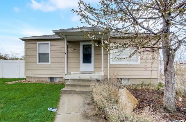 85 W Wilson Ave, Murray, UT 84107 (#1736038) :: Colemere Realty Associates