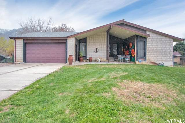 1095 E 3150 N, North Ogden, UT 84414 (MLS #1736045) :: Summit Sotheby's International Realty
