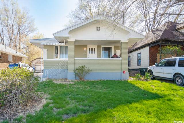 2320 S Harrison Blvd E, Ogden, UT 84401 (#1736046) :: C4 Real Estate Team