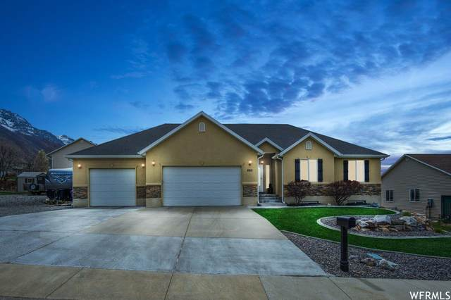 860 E 300 S, Santaquin, UT 84655 (#1736053) :: The Perry Group