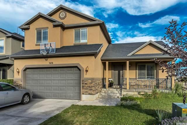 7476 N Addison Ave, Eagle Mountain, UT 84005 (#1736060) :: Black Diamond Realty