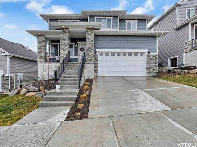 2188 E Snow Blossom Way S, Draper, UT 84020 (#1736063) :: Bustos Real Estate | Keller Williams Utah Realtors