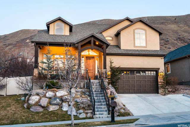 14873 S Manilla Dr, Draper, UT 84020 (#1736064) :: C4 Real Estate Team