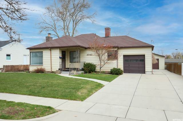 2042 E Westminster Ave S, Salt Lake City, UT 84108 (MLS #1736067) :: Lookout Real Estate Group