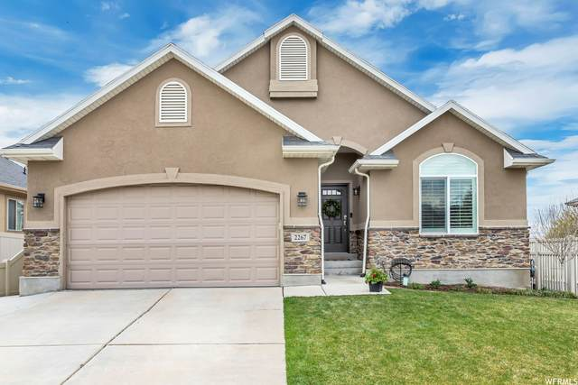 2267 N 2600 W, Lehi, UT 84043 (#1736069) :: Bustos Real Estate | Keller Williams Utah Realtors