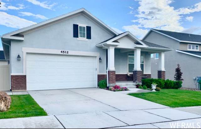 4512 W Meadow Bend Dr S, Herriman, UT 84096 (#1736078) :: The Perry Group