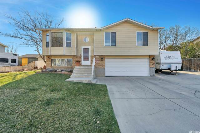 12758 S Old Fort Dr, Riverton, UT 84065 (#1736084) :: Black Diamond Realty