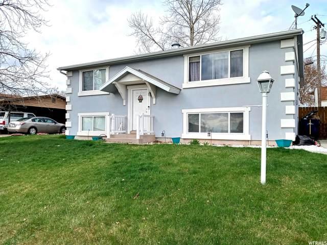 774 N Hill Blvd E, Layton, UT 84041 (#1736086) :: Utah Dream Properties