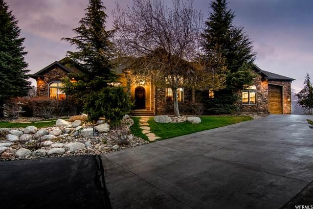 14617 S Woods Landing Ct E, Draper, UT 84020 (#1736112) :: Big Key Real Estate