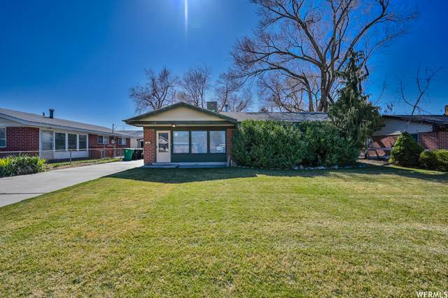 5534 S Spurrier Rd W, Murray, UT 84107 (#1736115) :: Berkshire Hathaway HomeServices Elite Real Estate