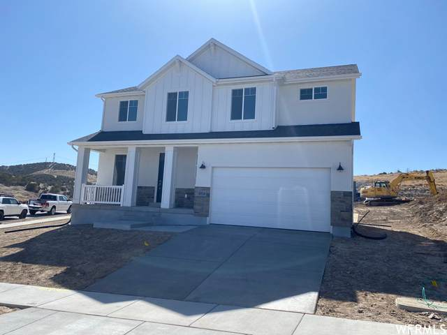 2718 E Gambel Oaks Dr #117, Eagle Mountain, UT 84005 (#1736120) :: REALTY ONE GROUP ARETE
