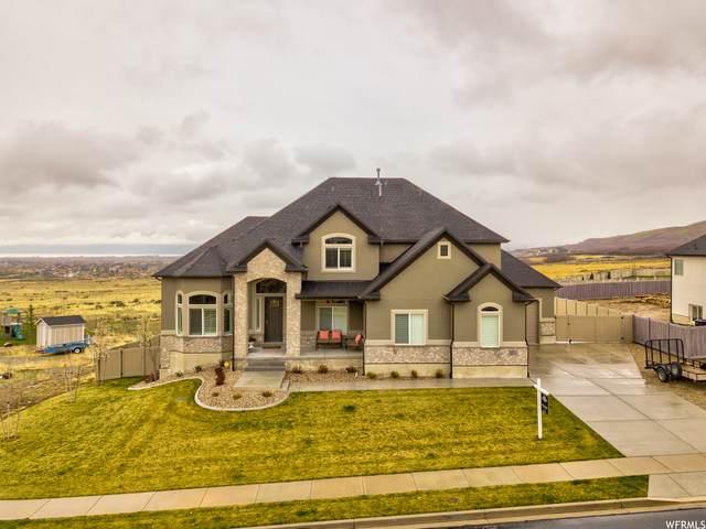 12437 N Angels Gate, Highland, UT 84003 (#1736121) :: Big Key Real Estate