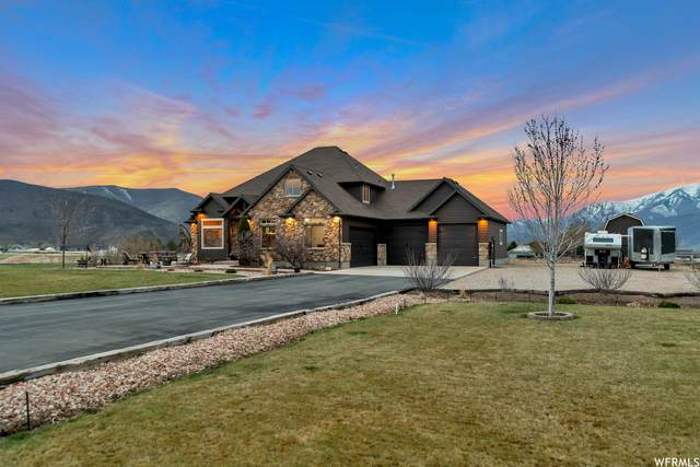 2660 Ranch Dr #5, Heber City, UT 84032 (#1736123) :: The Perry Group