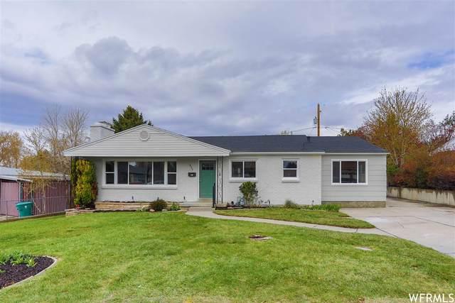 431 E 4555 S, Salt Lake City, UT 84107 (#1736135) :: Berkshire Hathaway HomeServices Elite Real Estate