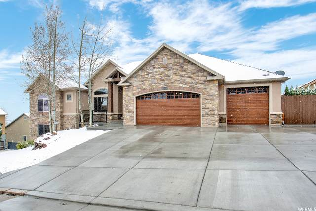 15226 S Eagle Chase Dr E, Draper, UT 84020 (#1736155) :: The Perry Group