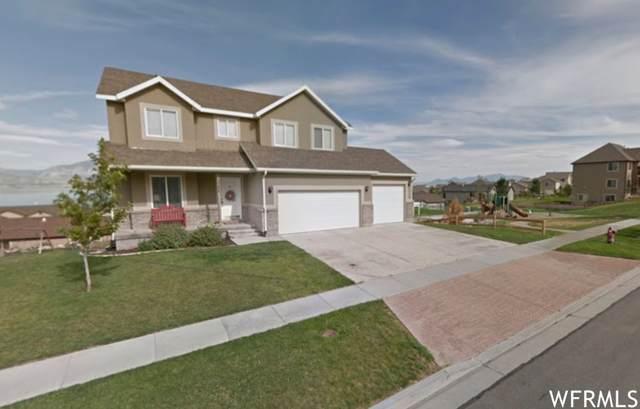 3388 S Peregrine Trl, Saratoga Springs, UT 84045 (#1736158) :: goBE Realty