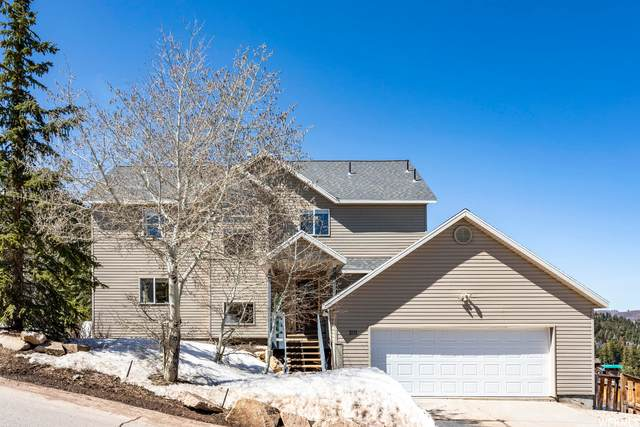 310 Matterhorn Dr, Park City, UT 84098 (#1736159) :: Doxey Real Estate Group