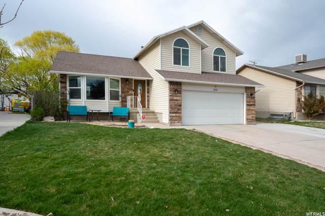 3422 W 5775 S, Taylorsville, UT 84129 (#1736164) :: C4 Real Estate Team
