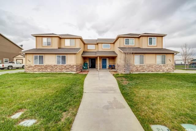 108 S 1100 W, Springville, UT 84663 (#1736165) :: Utah Best Real Estate Team | Century 21 Everest