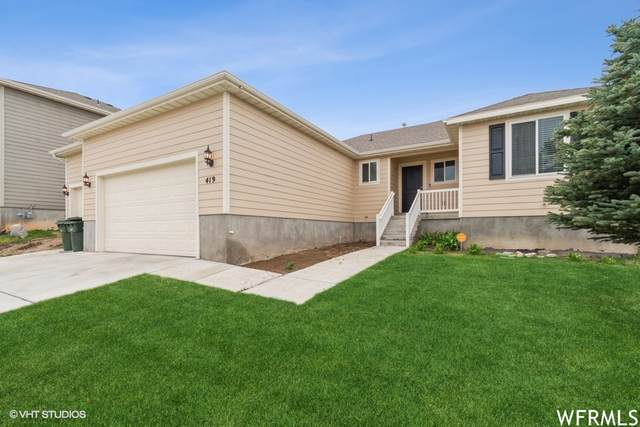 419 W 770 S, Tooele, UT 84074 (MLS #1736187) :: Summit Sotheby's International Realty