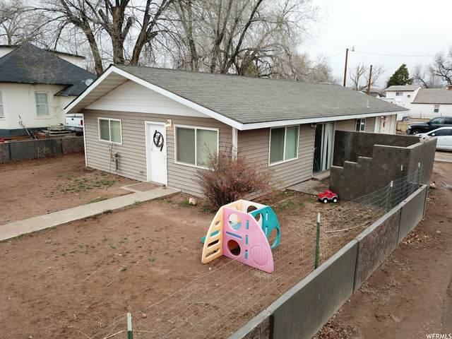45 E 200 N, Roosevelt, UT 84066 (#1736188) :: C4 Real Estate Team
