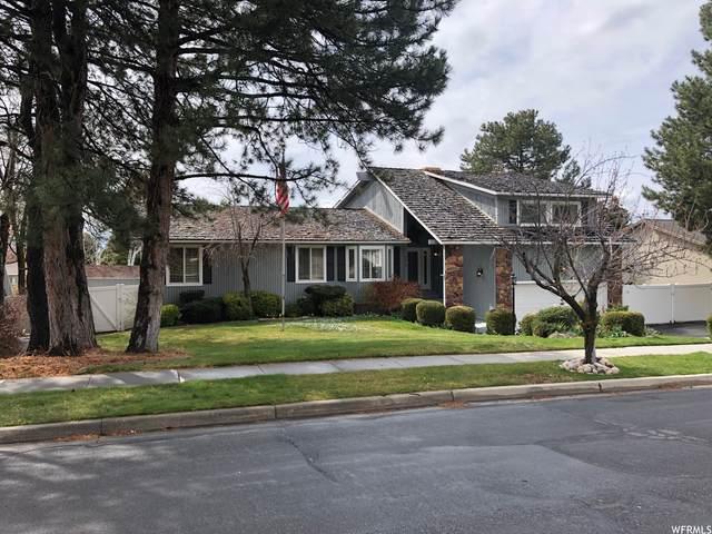 9642 S 2760 St E, Sandy, UT 84092 (#1736189) :: Big Key Real Estate