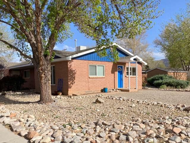 247 W 400 N, Moab, UT 84532 (#1736206) :: Pearson & Associates Real Estate
