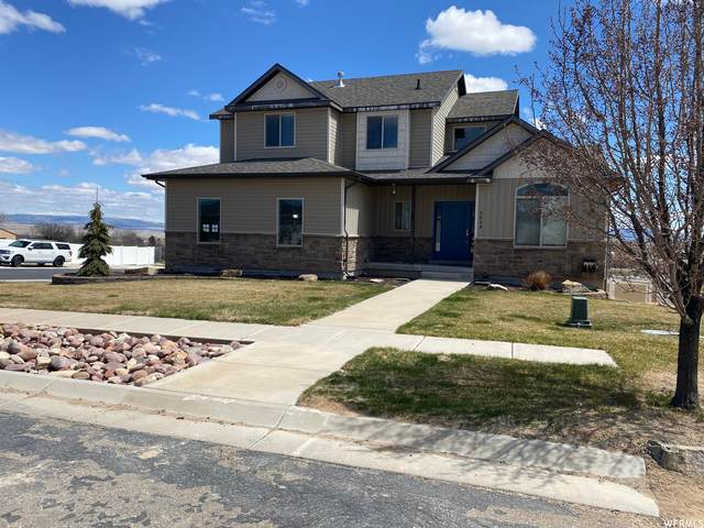 3849 S 275 W, Vernal, UT 84078 (#1736240) :: Black Diamond Realty