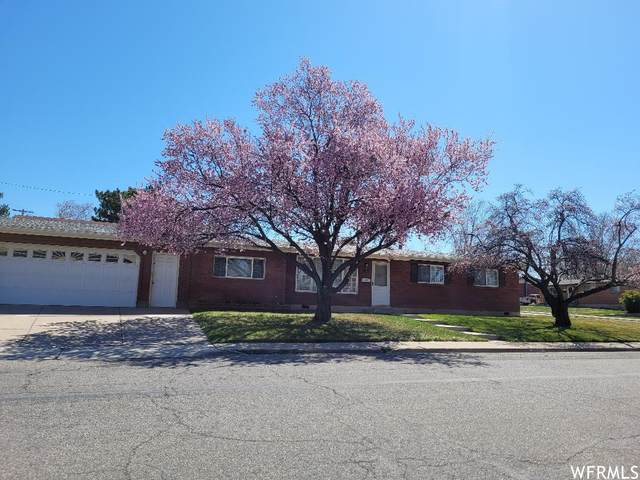 2542 N 250 W, Sunset, UT 84015 (#1736254) :: The Fields Team