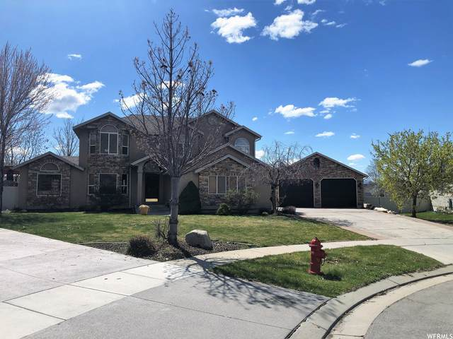 13046 S Mountain Crest Cir E, Draper, UT 84020 (MLS #1736258) :: Lawson Real Estate Team - Engel & Völkers