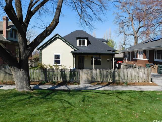 318 S 1000 E, Salt Lake City, UT 84102 (MLS #1736261) :: Lawson Real Estate Team - Engel & Völkers